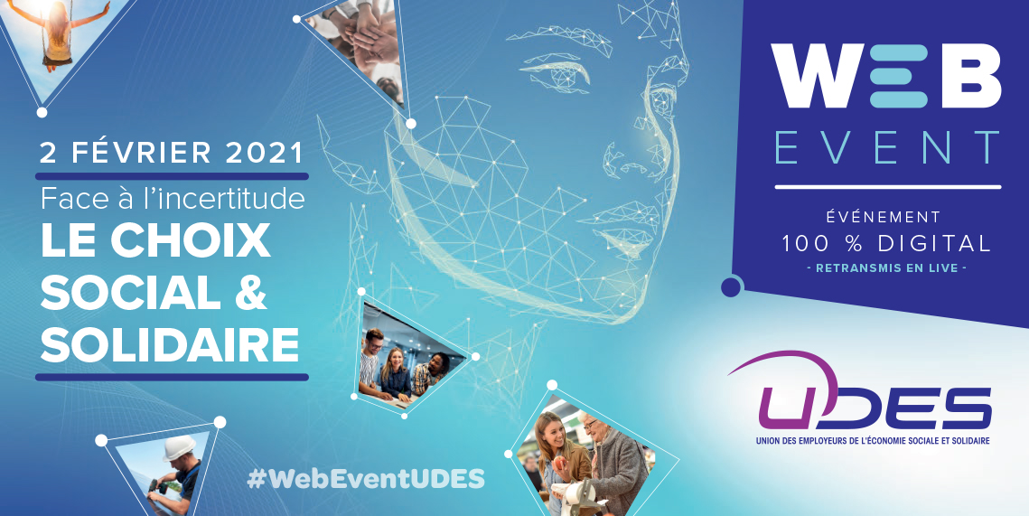 Visuel web event de l'UDES