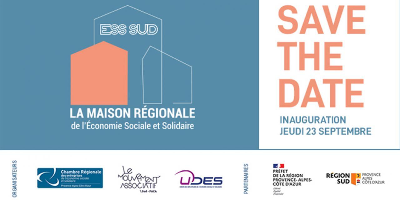 Inauguration de la Maison Régionale de l'Économie Sociale et Solidaire « ESS Sud »