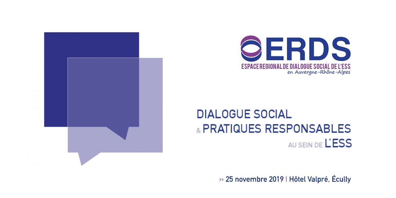 Illustration de l'événement Dialogue Social et pratiques responsables au sein de l'ESS