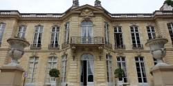 Façade de l'Hôtel Matignon