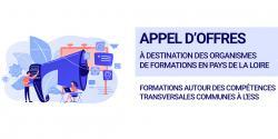 APPEL D'OFFRES - L'UDES en Pays de la Loire propose des formations autour des compétences transversales communes à l'ESS