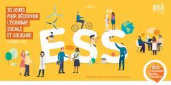 L'UDES se mobilise tout au long mois de  l'économie sociale et solidaire 2020 !