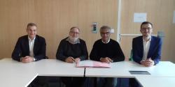 Signature du partenariat CPME/UDES Ile de France
