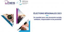 Élections territoriales de Corse : l'UDES et la CRESS Corsica sont force de propositions !
