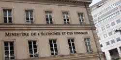 Ministère de l'Economie et des Finances à Bercy