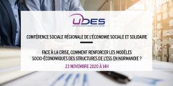 Conférence sociale ESS Normandie