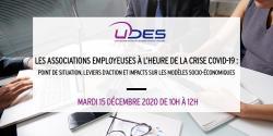 [WEBINAIRE] Les associations employeuses à l'heure de la crise COVID-19