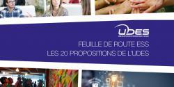 Illustration des 20 propositions de l'UDES