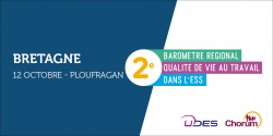 Visuel du baromètre QVT en Bretagne