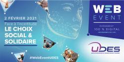 Visuel Web Event le 2 février 2021