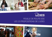 Illustration des 20 propositions de l'UDES