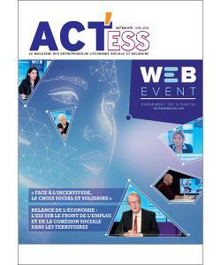 Magazine ACT'ESS Numéro 5 - Edition spéciale Web Event