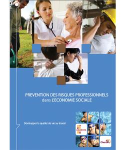 Couverture du guide sur la prévention des risques professionnels