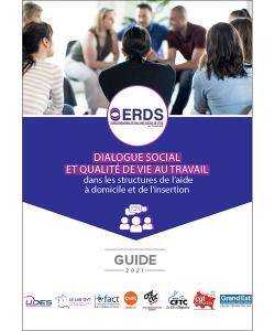 Guide « Dialogue social et Qualité de Vie au Travail dans l'aide à domicile et l'insertion »