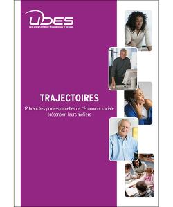 Couverture du guide de 70 métiers clés de l'ESS