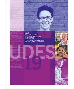 Rapport d'activité UDES 2019
